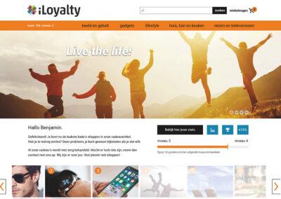 iLoyalty platform