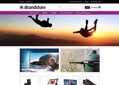 iBrandstore platform
