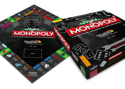 Holland Casino Monopoly Game